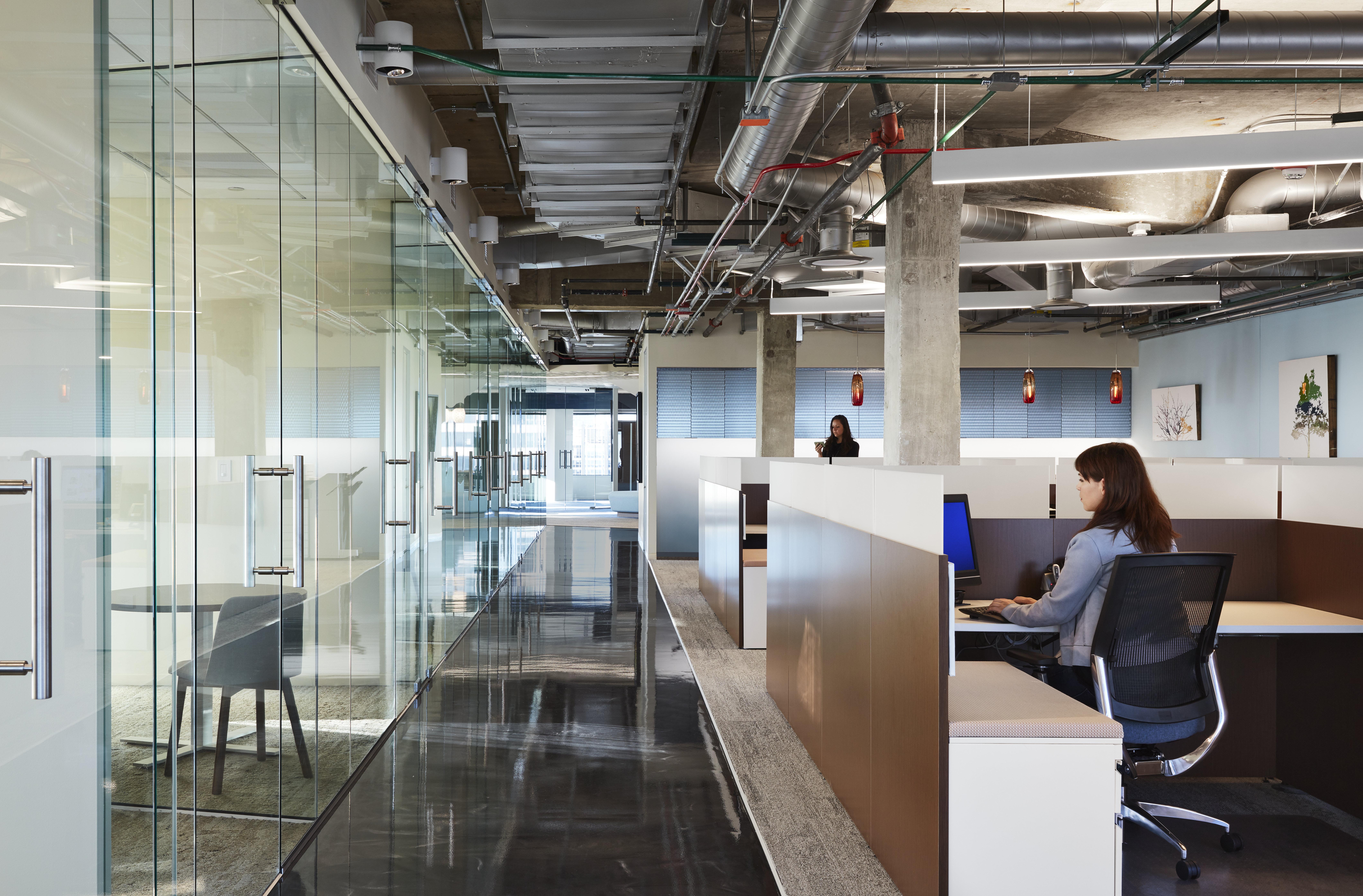 Slayton Open Office